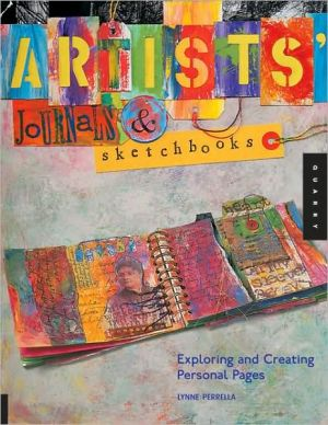 Book cover of Artists' Journals and Sketchbooks
