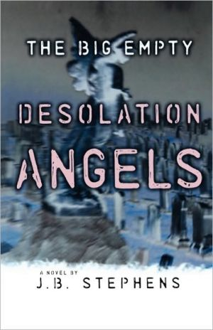 Book cover of Desolation Angels #3, Vol. 3