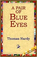 Book cover of A Pair of Blue Eyes