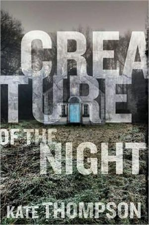 Book cover of Creature of the Night