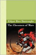 Book cover of The Chessmen of Mars