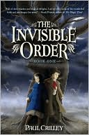 Book cover of The Invisible Order (Rise of the Darklings Series #1)