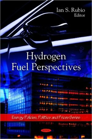 Book cover of Hydrogen Fuel Perspectives