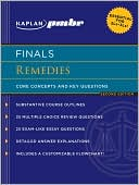 Book cover of Kaplan PMBR FINALS: Remedies: Core Concepts and Key Questions