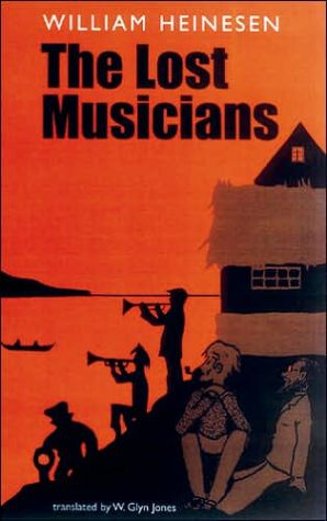Book cover of The Lost Musicians