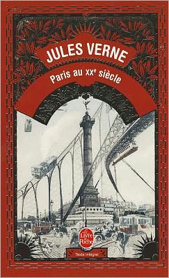 Book cover of Paris Au XXe Siècle: Roman