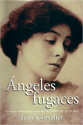 Book cover of Ángeles Fugaces