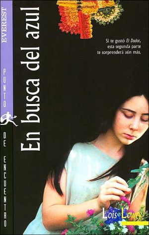 Book cover of En busca del azul (Gathering Blue)
