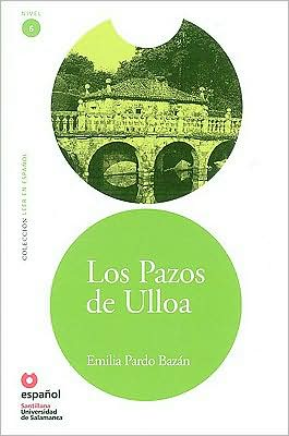 Book cover of Los Pazos de Ulloa (adaptación)